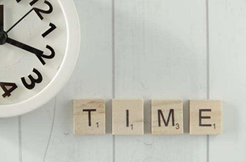 オンライン研修の時間割
