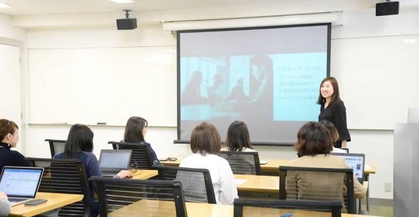 行政書士のセミナー講演