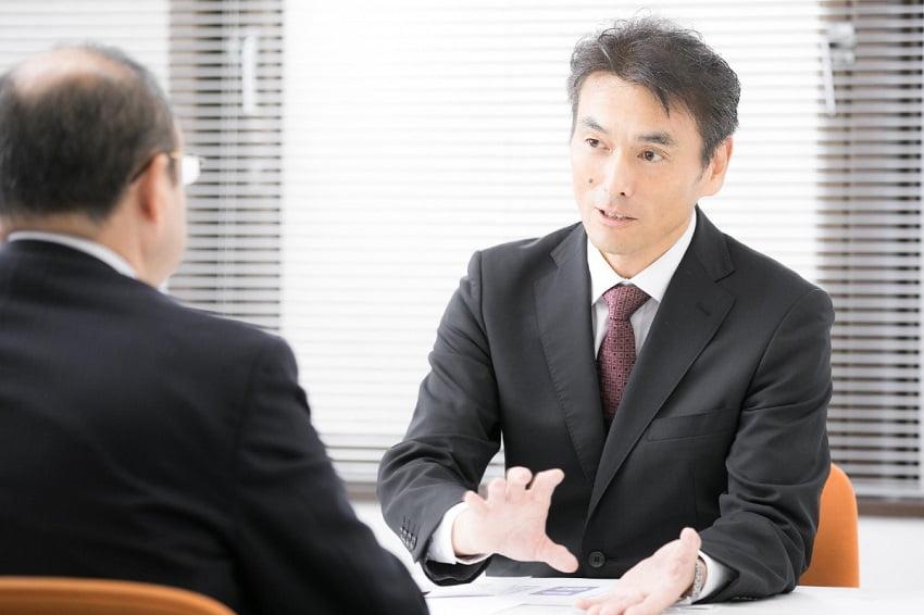 知財の収益化コンサルタントの弁理士・須藤修三さん2