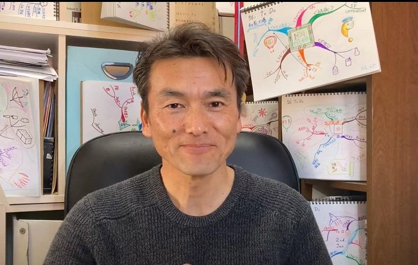 知財の収益化コンサルタントの弁理士・須藤修三さん6